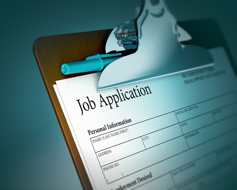 How to write a good application form