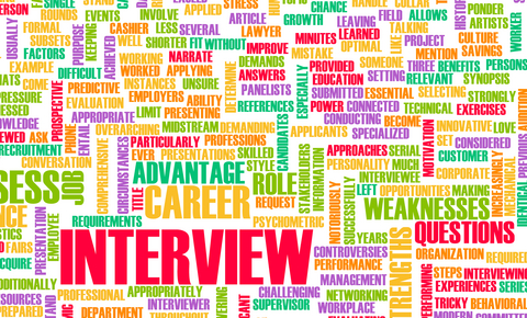 Does Internet Job Search Work Influence The Interview